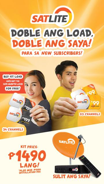 satlite promo mobile banner