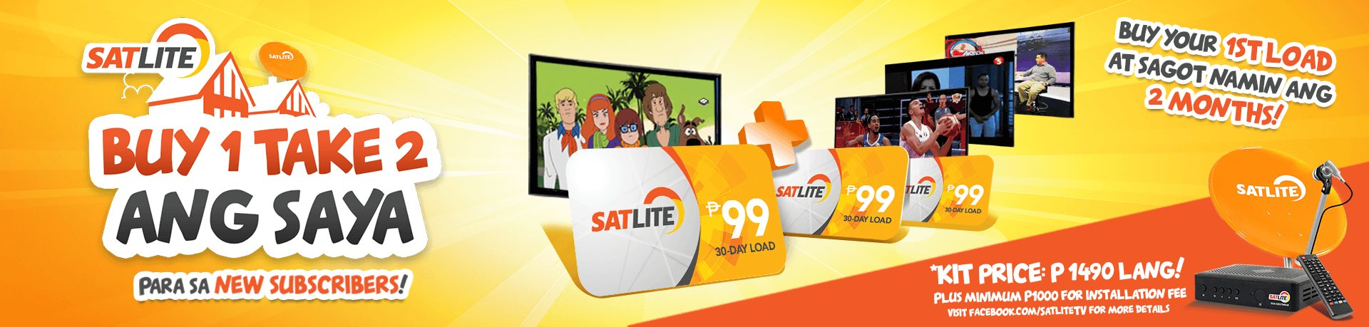 satlite promo desktop banner